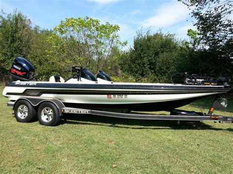 Skeeter Bass Boat Ebay by 2010 Skeeter Zx225 20 2 Quot Bass Boat Showroom Condition