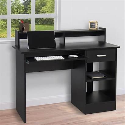 Desk Computer Office Laptop Drawer Workstation Pc