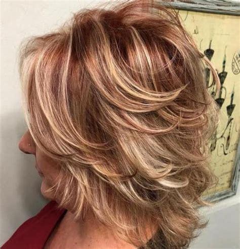 Medium Length Hairstyles for Women Over 50 (Trending in