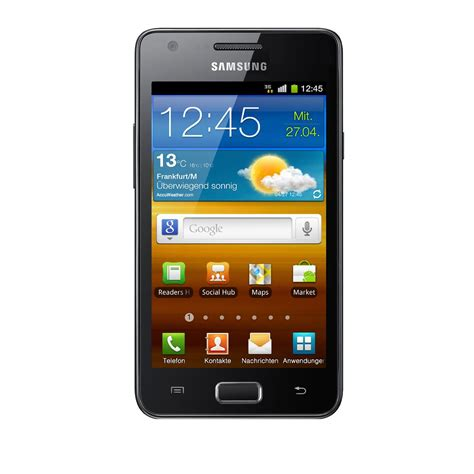 is an android a smartphone samsung galaxy r flottes smartphone mit android