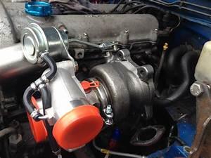 Mazda Mx5 1 6 Mk1 Or Mk2 Impreza Td04 Exhaust Turbo