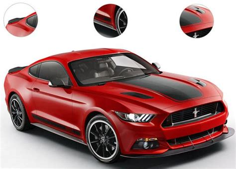 2018 Ford Mustang Svt Concept