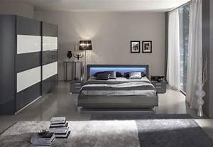 chambres a coucher de style moderne de lc spa magasin de With chambres a coucher moderne