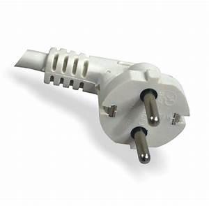 Korea Power Cord 3 Wire 16 Amp Cee 7  4  Type F Plug