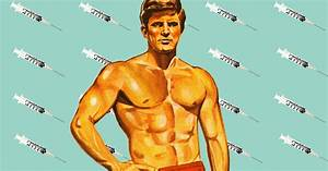 Anabolic Steroids  Why Are Young Men Risking Dangerous Side Effects To Bulk Up