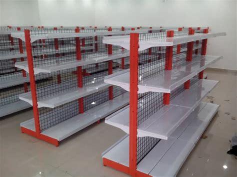 Rak Kosmetik Aluminium rak minimarket jawa timur jual rak gondola minimarket murah