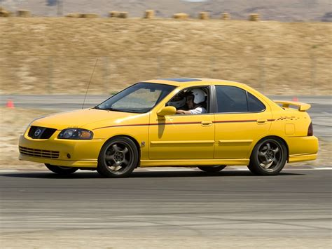 Nismo Nissan Sentra (2004) - picture 4 of 7 - 1280x960