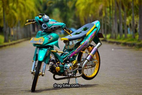 Fto Modifikasi Jupiter Z1 2017 by Gambar Modifikasi Motor Jupiter Z Mata Kucing