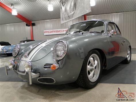 porsche 356 outlaw 1962 porsche 356 electric sunroof coupe outlaw 1720cc