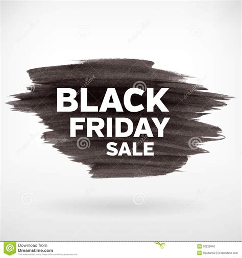 black frigay template black friday sale banner template stock photo image