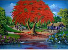 Classic Dominican painting Ana Silva Flickr
