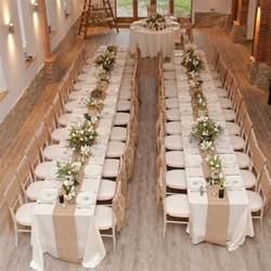 burlap runners wedding hessian burlap table runner the wedding of my dreams