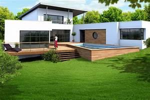 Idée Construction Maison : idee construction maison sims 4 avec maison sims 3 plan ~ Premium-room.com Idées de Décoration