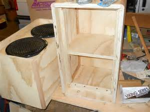 woodwork bass speaker cabinet plans pdf plans