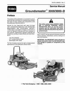 96890sl Pdf Groundsmaster 3000  3000