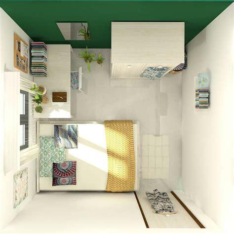 desain kamar kost lengkap  dapur gambar desain