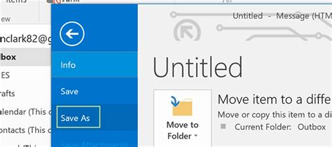outlook save email as template save email templates to use as canned messages in outlook