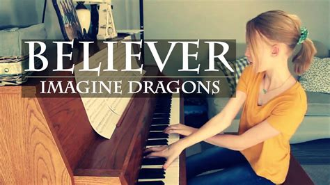 Imagine Dragons Piano Cover Chords