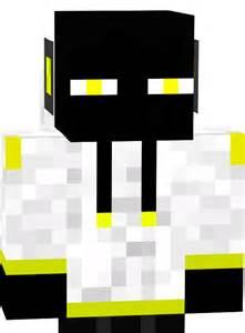 Minecraft Cool Enderman Skin