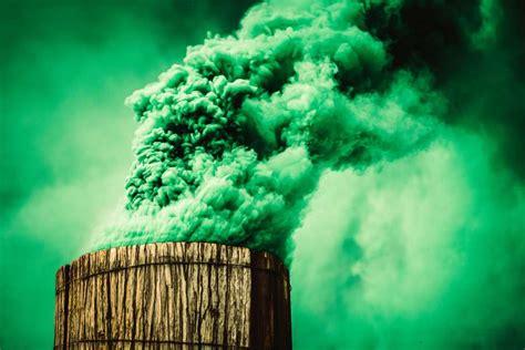 🥇 Image of Green smoke - 【FREE PHOTO】 100011137