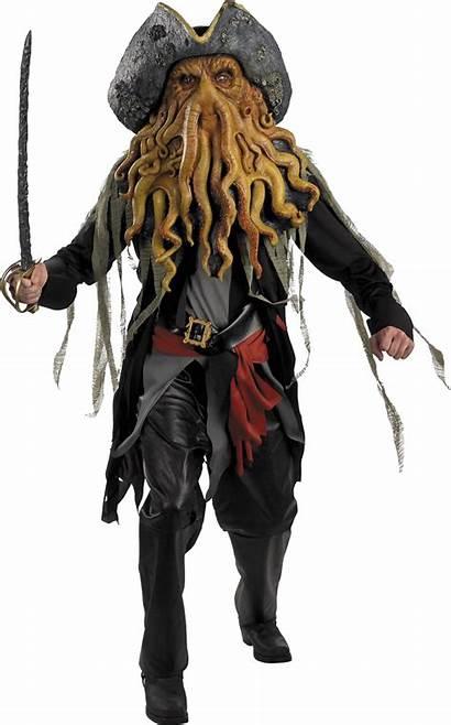 Davy Jones Costume Pirate Costumes Pirates Caribbean