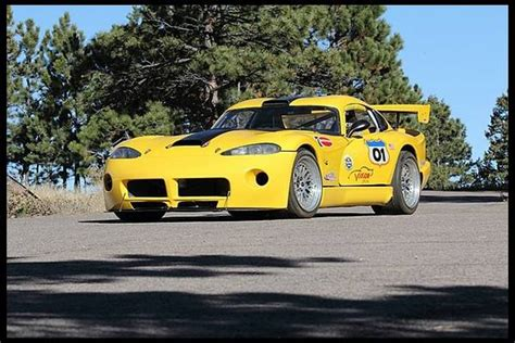 dodge viper prototype gt  race car  craigslist