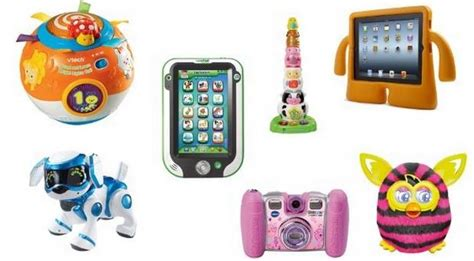 top 10 tech toys for children christmas 2013