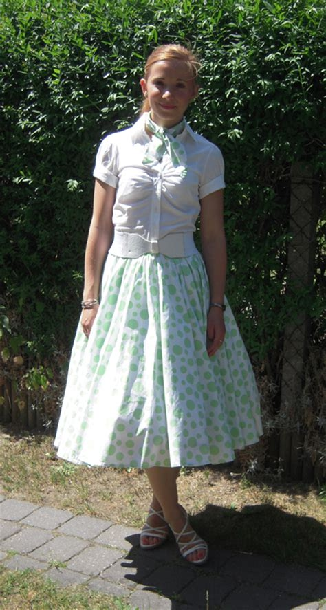50er jahre look tagesoutfit 50er jahre look glamoursister