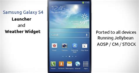 install samsung galaxy  launcher   android