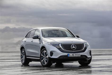 Allelectric Mercedesbenz Eqc To Enter Production In 2019