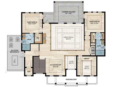 high end house plans high end florida house plan 31838dn architectural