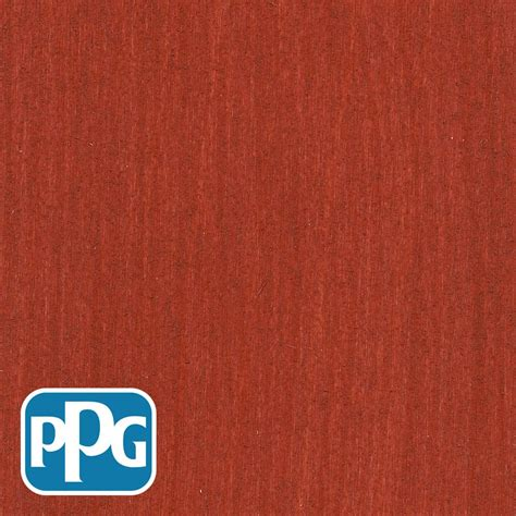 ppg timeless  gal tst  navajo red semi transparent