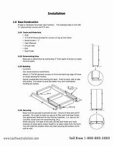 Locker Installation Manual