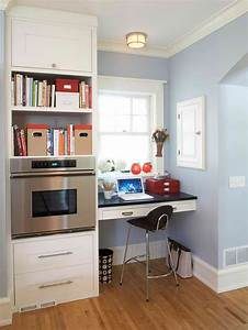 20 small home office design ideas decoholic for Small home office