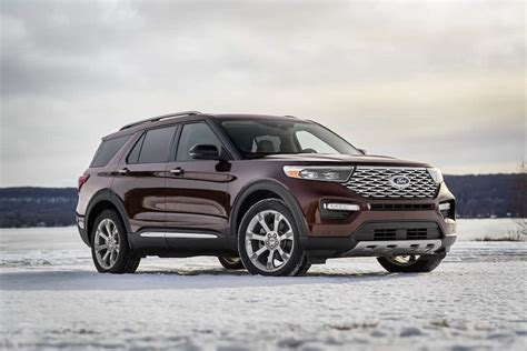 Next Ford Explorer Redesign by 7 Major Updates To The Redesigned 2020 Ford Explorer