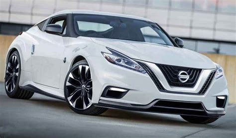 2018 Nissan Z Car Interior And Exterior Design Automotive News