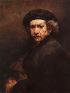 Rembrandt - Self Portrait 1659