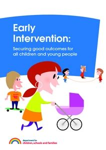 early intervention securing good outcomes