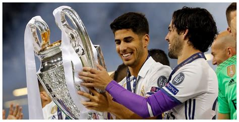 Manchester City vs Real Madrid: Asensio, the Champions ...