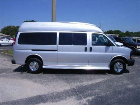 Buy New 2014 Chevy Express 3500 Extended High Top