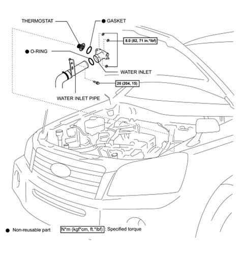 Toyota Engine Diagram Auto Wiring
