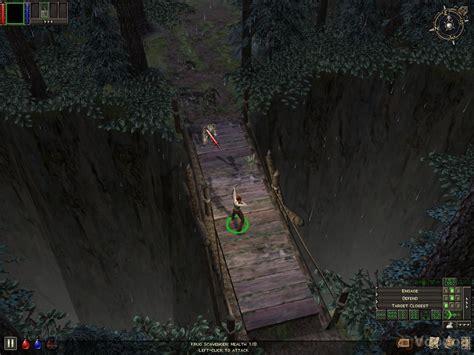 donjon siege as florestas perfeitas de dungeon siege á