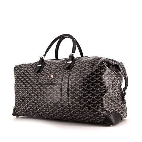 goyard croisiere travel bag  collector square