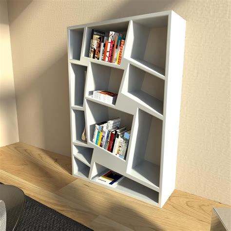 librerie moderne design christie libreria scaffalatura moderna arredamento futuristico