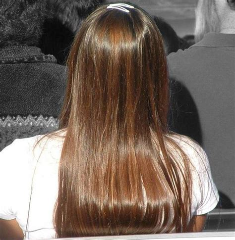 How To Get Shiny Brown Hair by Shiny Brown Hair Flickr Photo
