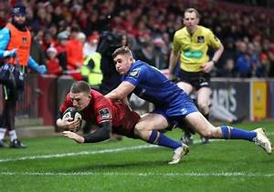 Leo Cullen hails Jordan Larmour after his 'amazing' try ...