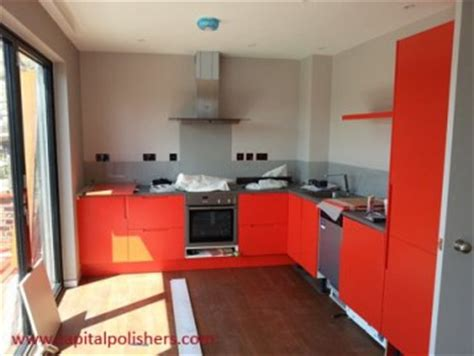 spray paint kitchen cabinets capital polishers ltd furniture spraying kitchen 5658