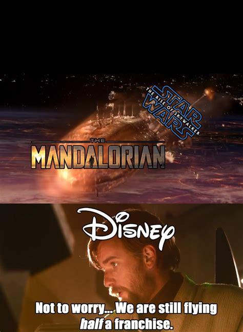 Kind of a sequel meme but... : PrequelMemes