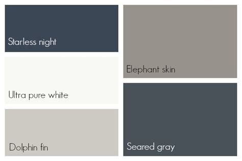 exterior house color combinations behr