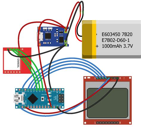 sim800l network test project troubleshooting microcontroller tutorials